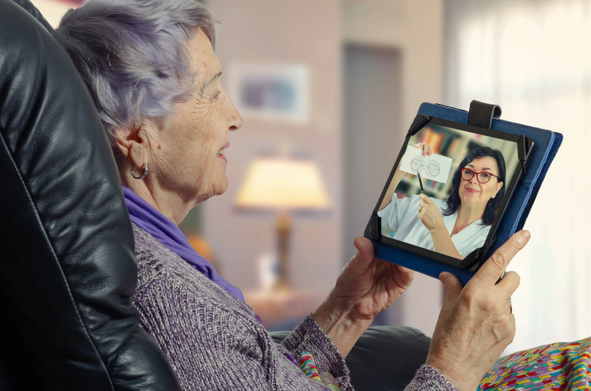 Patients with chronic diseases prefer telemedicine
